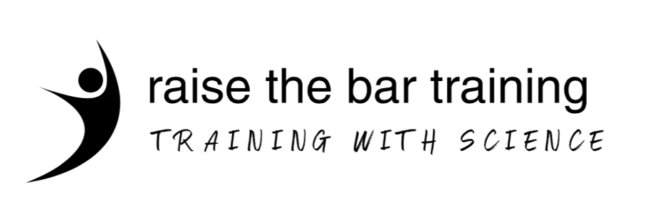 Raise the Bar Training